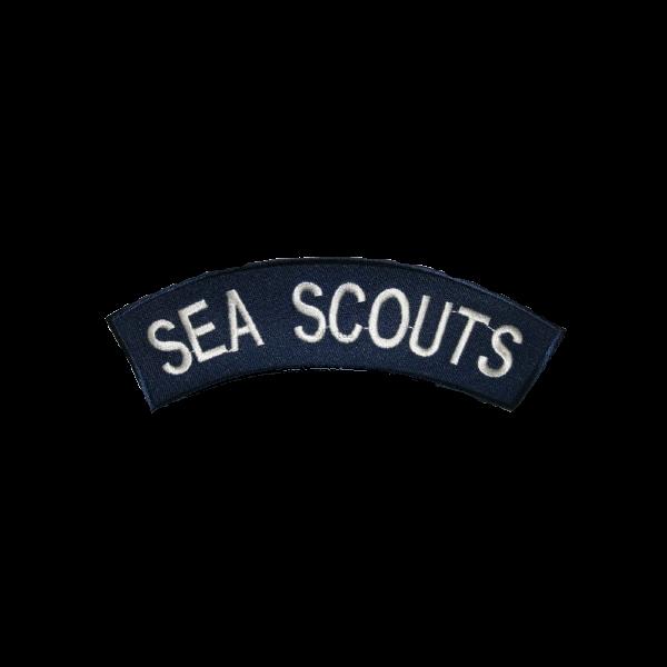 Écusson des scouts marins
