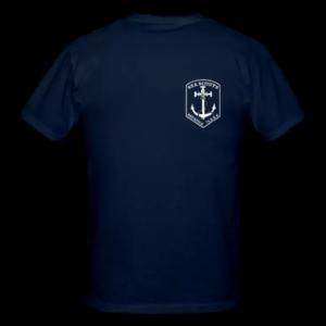 T-shirt de l'unité de face